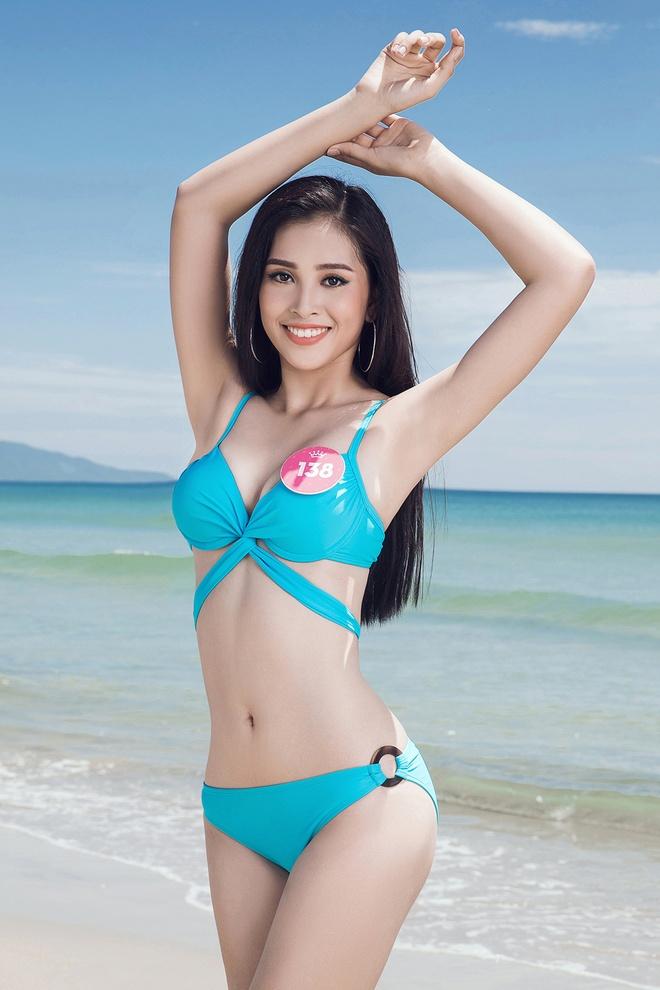 Hoa hau Viet Nam 2018 tung anh bikini cua thi sinh truoc chung ket hinh anh 9