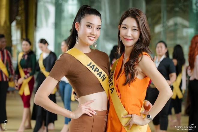 Nguoi dep Thai Lan noi bat o Hoa hau Hoa binh 2018 hinh anh 5
