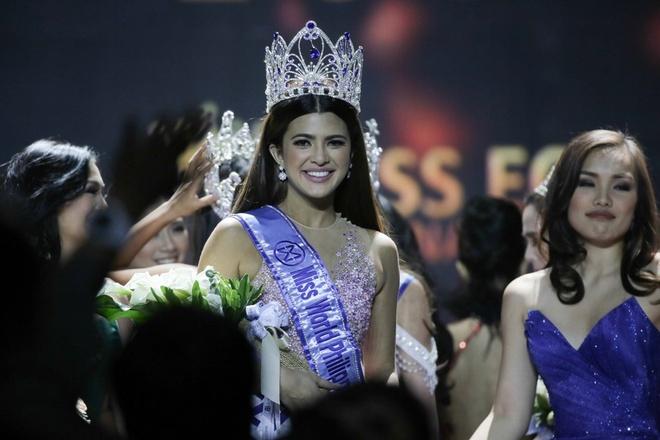 Hoa hau The gioi Philippines 2018 tung la a quan Next Top Model hinh anh 2