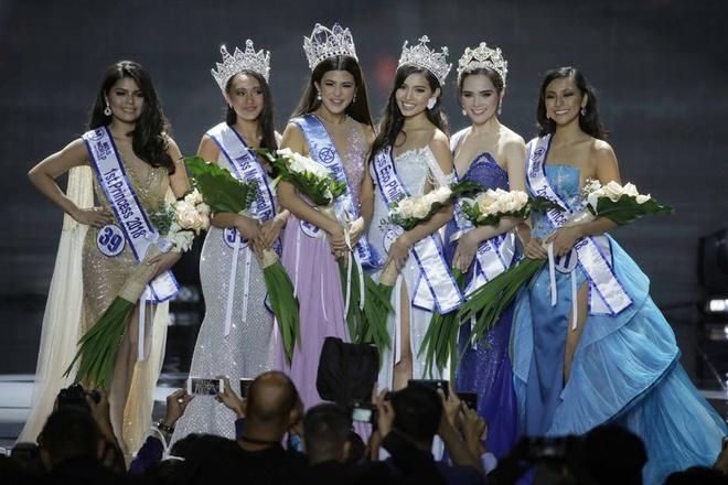 Hoa hau The gioi Philippines 2018 tung la a quan Next Top Model hinh anh 1