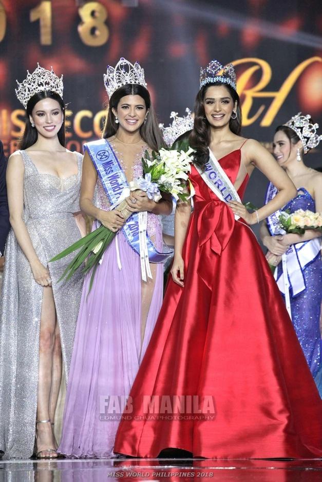 Hoa hau The gioi Philippines 2018 tung la a quan Next Top Model hinh anh 3
