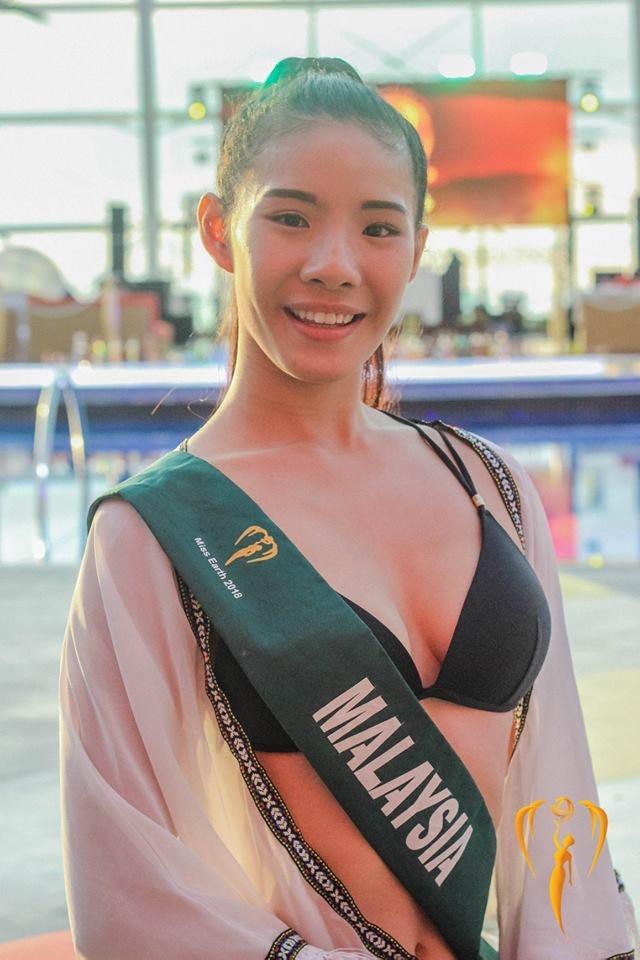Mat moc cua dan nguoi dep Hoa hau Trai dat 2018 hinh anh 5