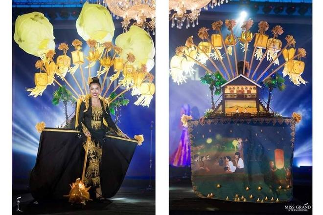 Ao dai cua Phuong Nga vao top 10 trang phuc truyen thong Miss Grand hinh anh 10