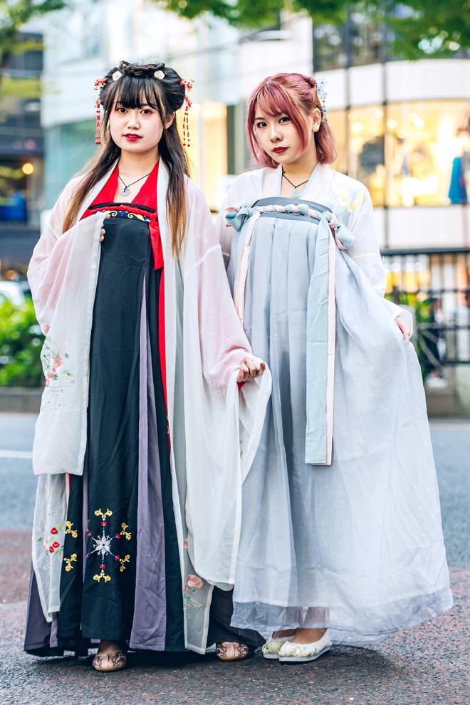 Tokyo Fashion week 2019 anh 2
