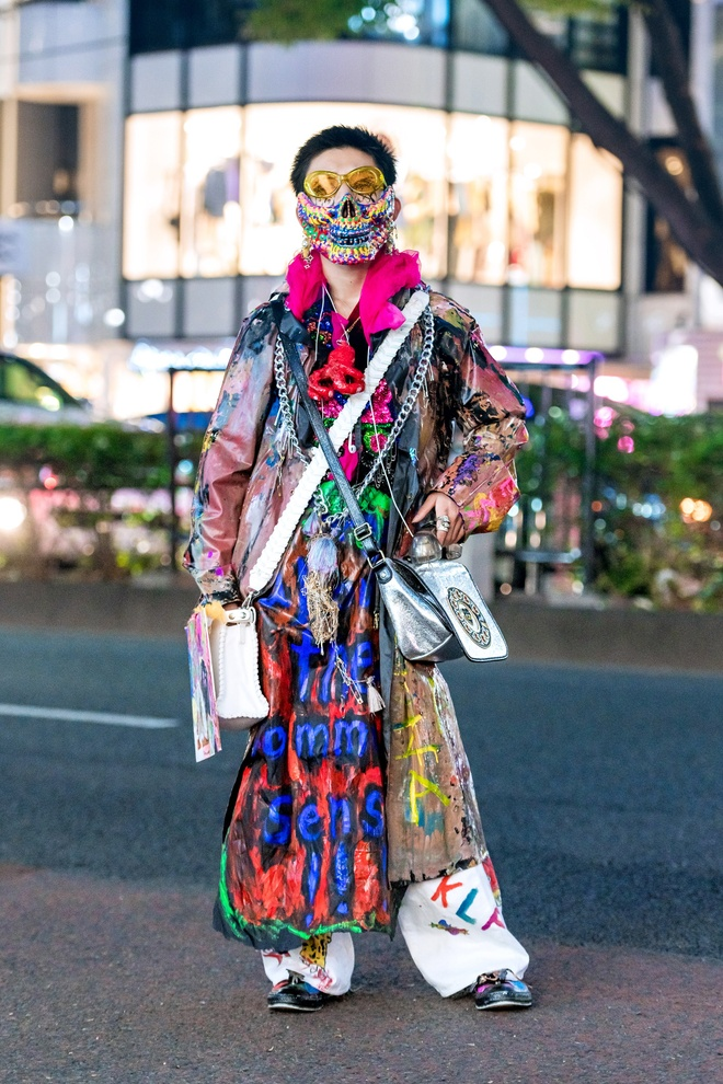 Tokyo Fashion week 2019 anh 7