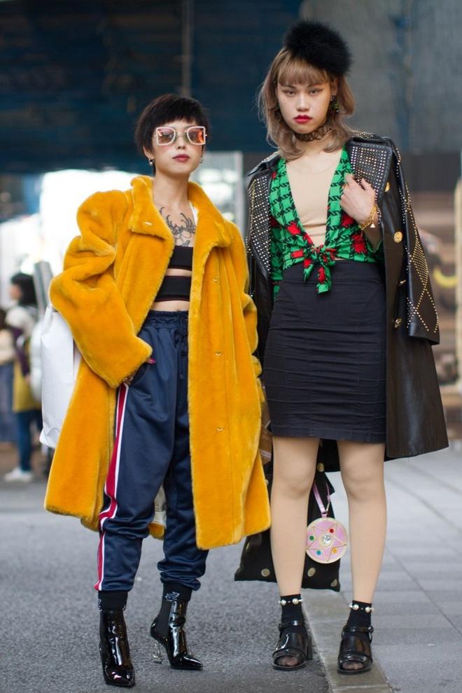 Tokyo Fashion week 2019 anh 12