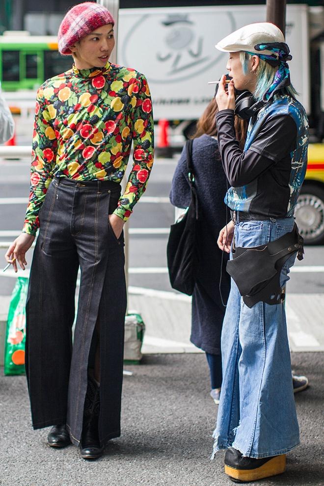 Tokyo Fashion week 2019 anh 3