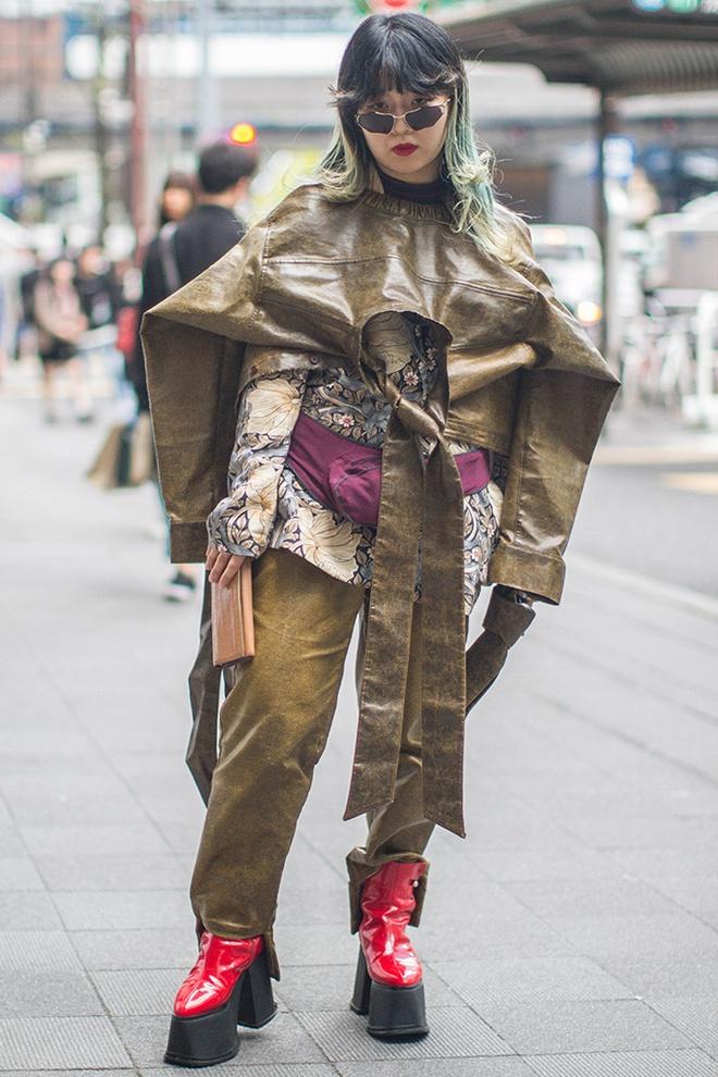 Tokyo Fashion week 2019 anh 8