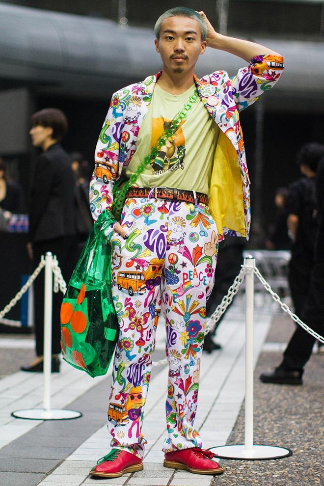 Tokyo Fashion week 2019 anh 9