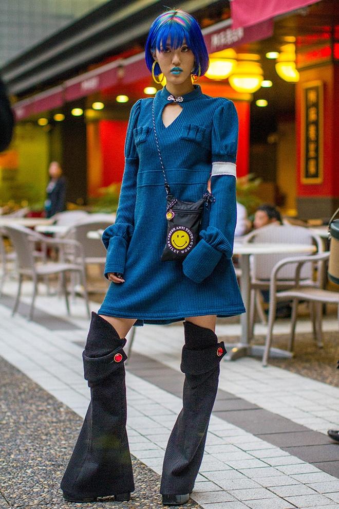 Tokyo Fashion week 2019 anh 10