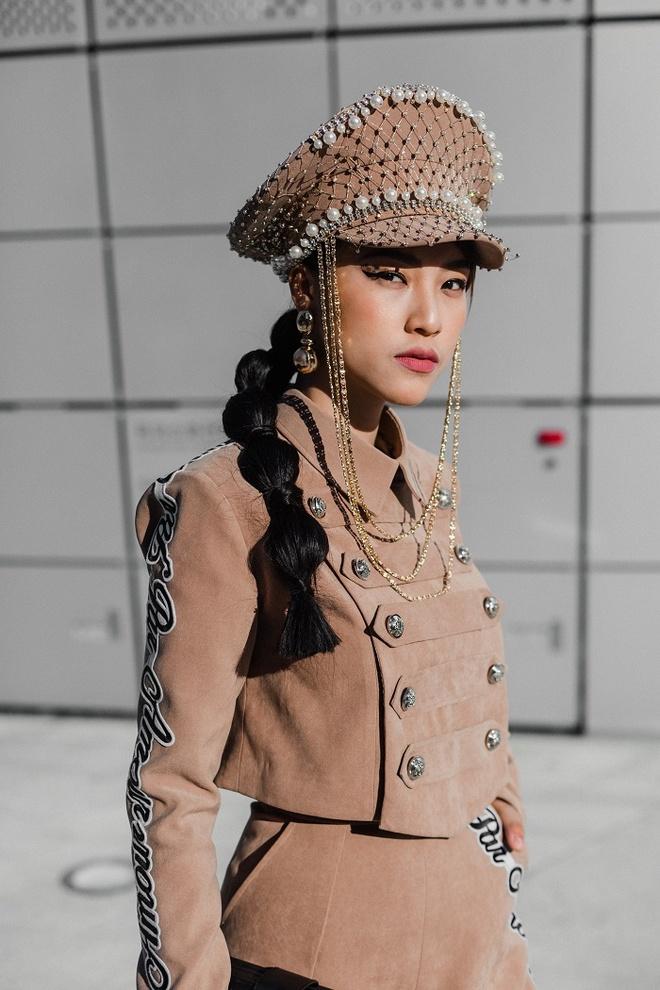 Sao Viet va sao Han tiep tuc do bo Seoul Fashion Week 2019 hinh anh 4