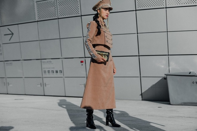 Sao Viet va sao Han tiep tuc do bo Seoul Fashion Week 2019 hinh anh 3