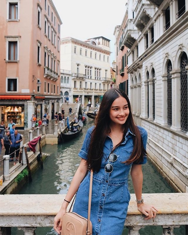 Nhan sac nguoi mau Philippines trinh dien cho Victoria's Secret Show hinh anh 7