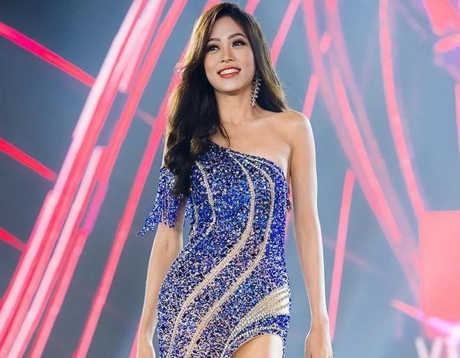 A hau Phuong Nga chon dam da hoi bo sat o chung ket Miss Grand hinh anh
