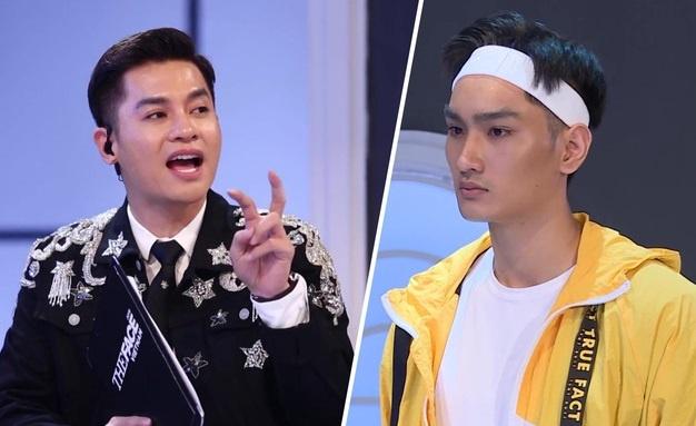 Host The Face Nam Trung: 'Thi sinh ngu dot thi toi noi ngu dot' hinh anh 2