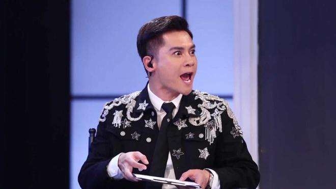 Host The Face Nam Trung: 'Thi sinh ngu dot thi toi noi ngu dot' hinh anh 3