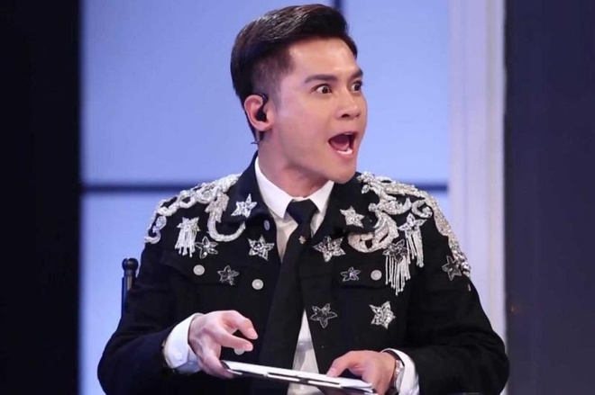 Host The Face Nam Trung: 'Thi sinh ngu dot thi toi noi ngu dot' hinh anh