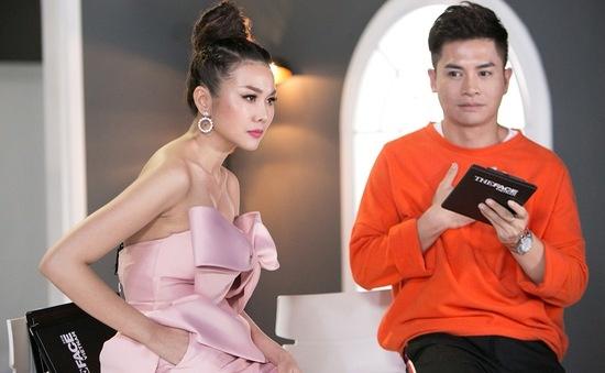 Host The Face Nam Trung: 'Thi sinh ngu dot thi toi noi ngu dot' hinh anh 1