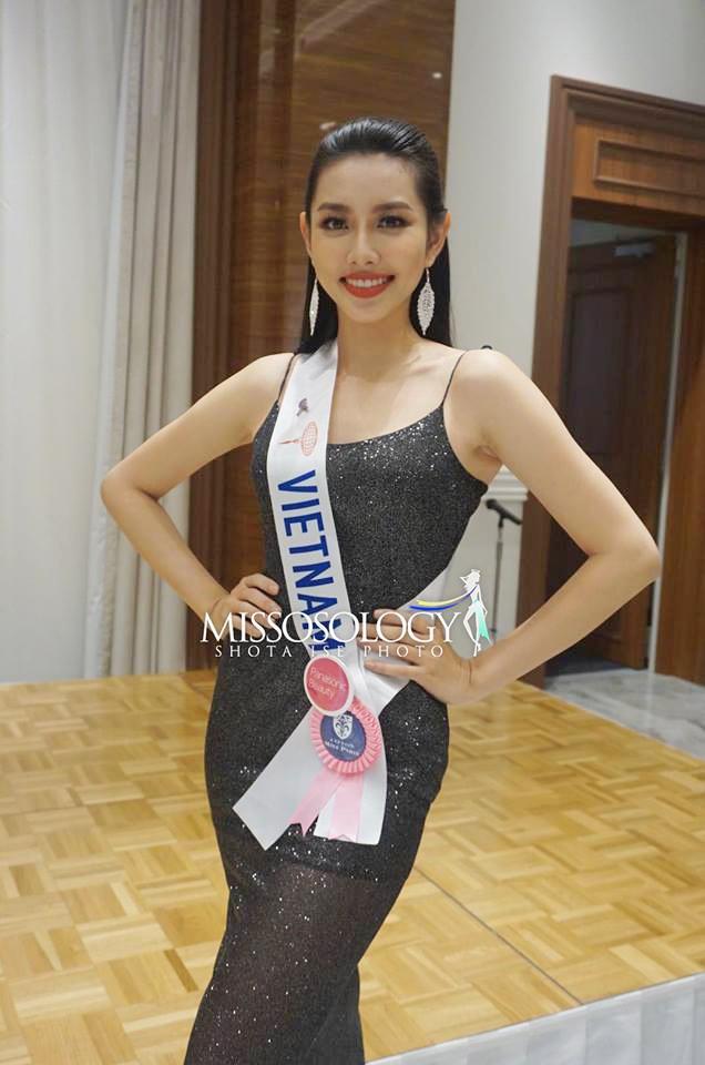 Thuy Tien khong co ten trong top 20 du doan Miss International hinh anh 3