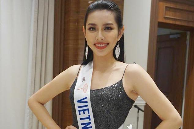 Thuy Tien khong co ten trong top 20 du doan Miss International hinh anh
