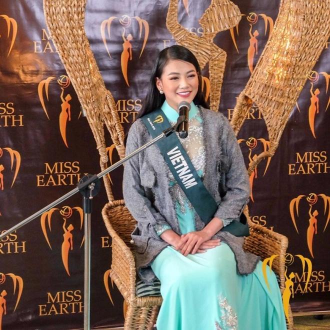 Hanh trinh dang quang Hoa hau Trai dat 2018 cua Nguyen Phuong Khanh hinh anh 12