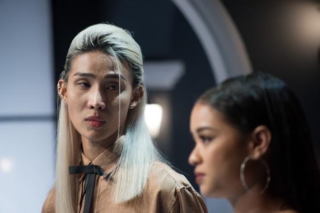 The Face: Thanh Hang khien thi sinh buc xuc, Minh Hang tuc gian bo ve hinh anh 3