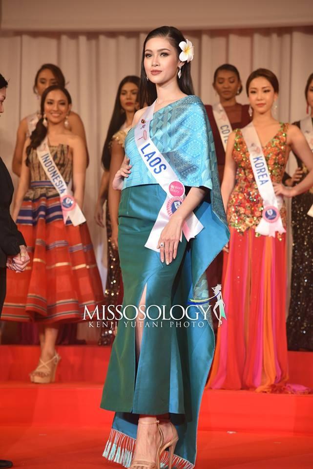 Nhan sac nhung ung vien nang ky co the dang quang Hoa hau Quoc te 2018 hinh anh 8