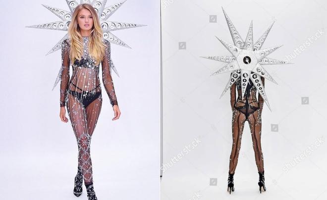 Victoria's Secret Show: 100 doi giay, canh thien than nang 12 kg hinh anh 6
