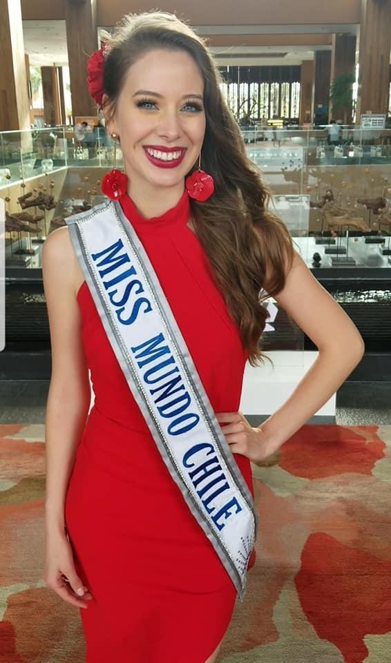 Tieu Vy va cac nguoi dep Miss World rang ro tai Trung Quoc hinh anh 5