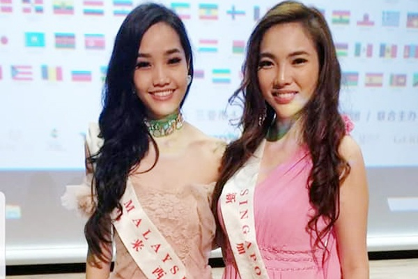Loat nguoi dep Hoa hau The gioi 2018 bi 'dim' nhan sac hinh anh