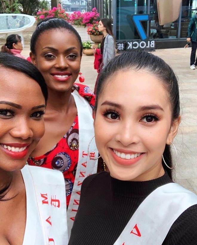 Nhung nguoi dep dang duoc danh gia cao o Hoa hau The gioi 2018 hinh anh 1