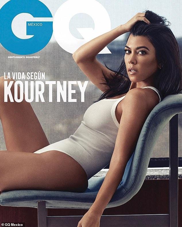 Chi gai Kim Kardashian chup anh nude tren tap chi dan ong hinh anh 2