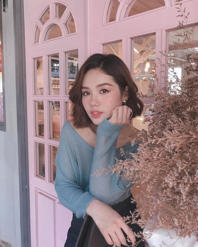 Guong mat 'hot girl' cua Tram Anh The Face 2018 hinh anh 9
