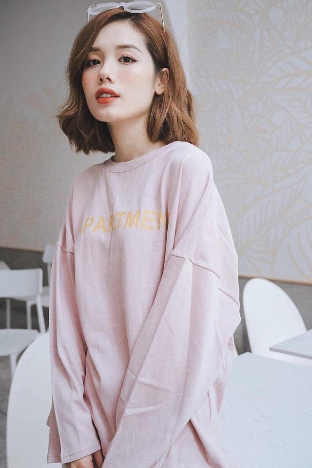 Guong mat 'hot girl' cua Tram Anh The Face 2018 hinh anh 4