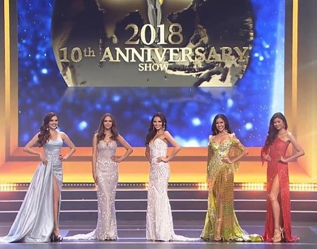 Nguoi dep Puerto Rico dang quang Hoa hau Sieu quoc gia 2018 hinh anh 2