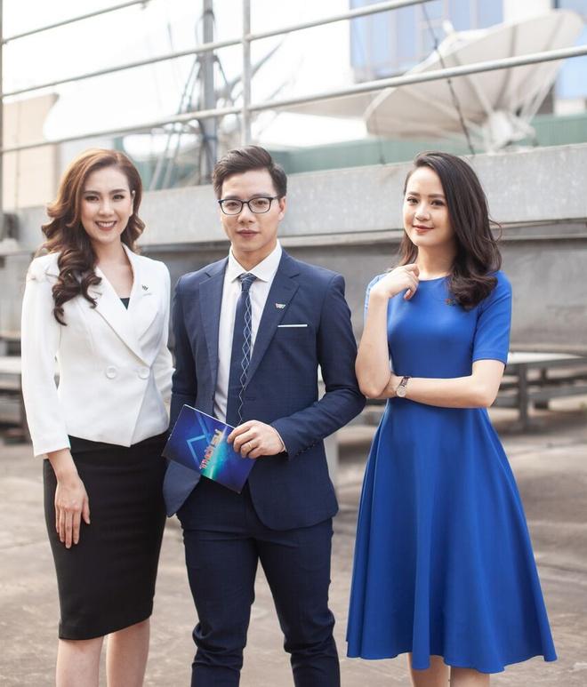'Co gai thoi tiet' Mai Ngoc: Nhan sac khong phai la yeu to quyet dinh hinh anh 2