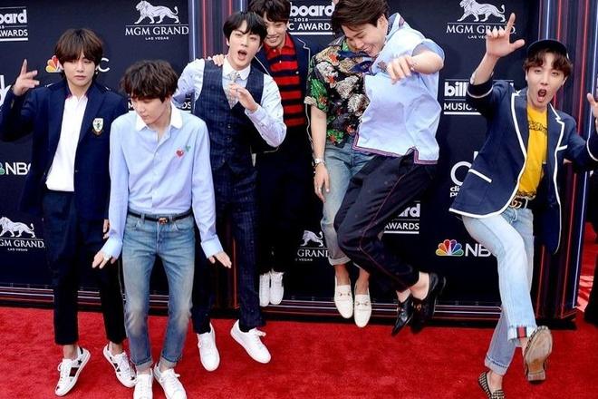 BTS và các ngôi sao Kpop đang định hình thời trang toàn cầu