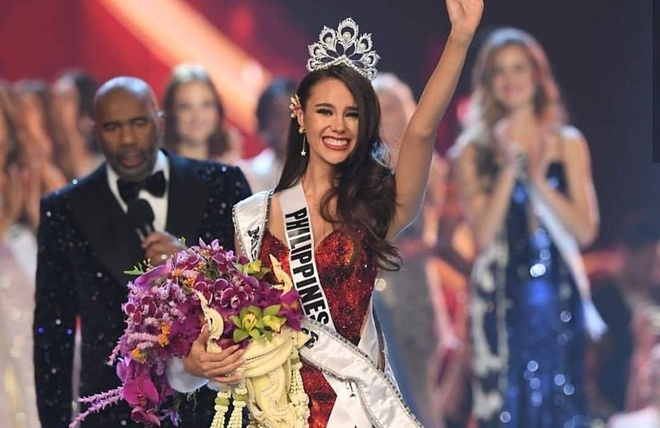 Philippines dang quang Miss Universe, H'Hen Nie lap ky tich Top 5 hinh anh