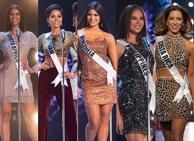 Philippines dang quang Miss Universe, H'Hen Nie lap ky tich Top 5 hinh anh 8