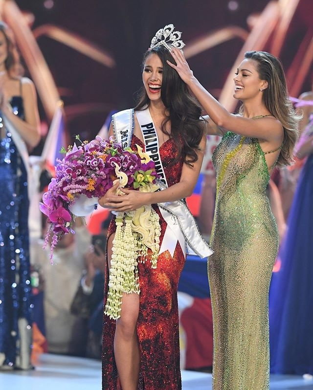 Philippines dang quang Miss Universe, H'Hen Nie lap ky tich Top 5 hinh anh 14