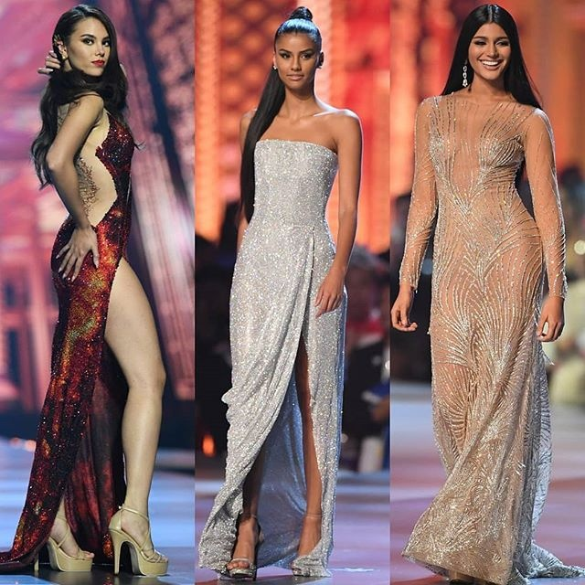 Philippines dang quang Miss Universe, H'Hen Nie lap ky tich Top 5 hinh anh 13