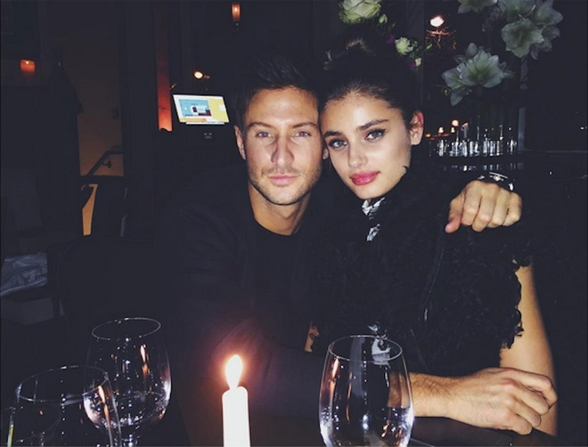Thien than noi y Taylor Hill anh 5