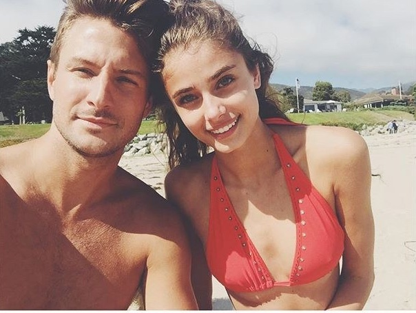 Thien than noi y Taylor Hill anh 6