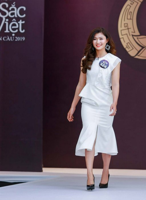 Nhan sac van dong vien dua thuyen 9X du thi Hoa hau Ban sac Viet 2019 hinh anh 4