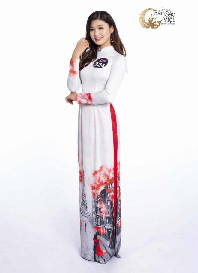Nhan sac van dong vien dua thuyen 9X du thi Hoa hau Ban sac Viet 2019 hinh anh 2