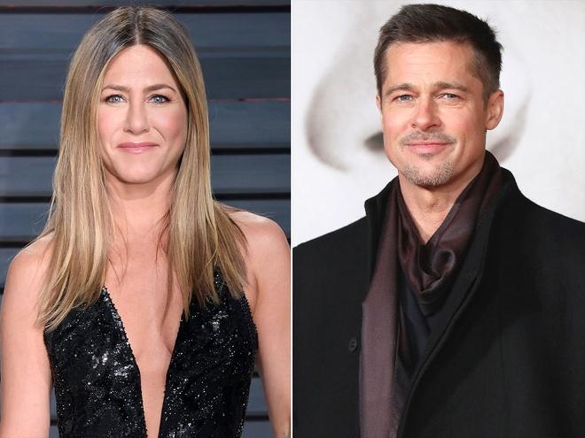 Brad Pittvo cu Jennifer Aniston anh 2