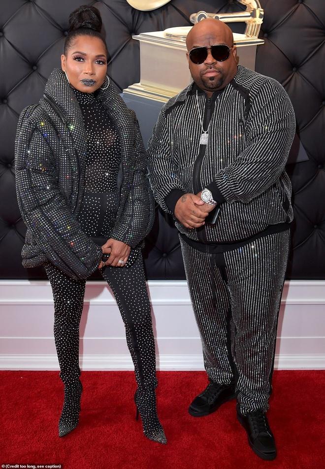 Nhung tham hoa thoi trang tai le trao giai Grammy 2019 hinh anh 7