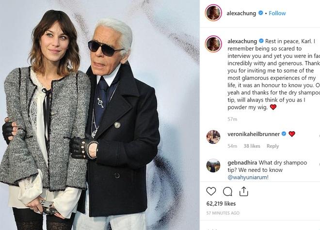Victoria Beckham, Gigi Hadid va dan sao xot thuong ong hoang Chanel hinh anh 3