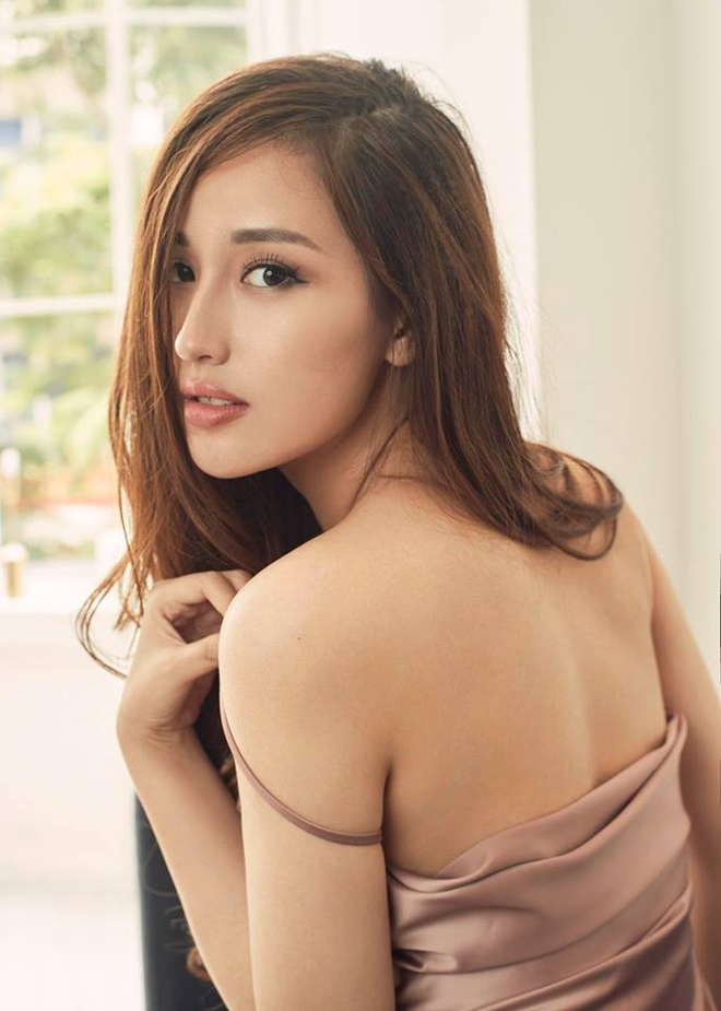 Mai Phuong Thuy tuoi 31 - Xinh dep, giau co, khong mang chong con hinh anh 3
