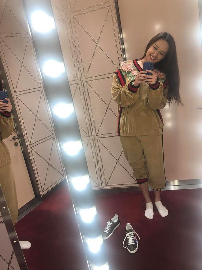 Mai Phuong Thuy tuoi 31 - Xinh dep, giau co, khong mang chong con hinh anh 8